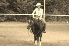 Primo posto alla tappa regionale di equitazione reining