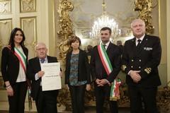 """Consegnate a Giovanni La Candia e Giuseppe Sciancalepore l'Onorificenze al """"Merito della Repubblica Italiana"""""""