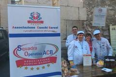 Associazione cuochi baresi conquista con i suoi piatti Cibo nostrum 2017