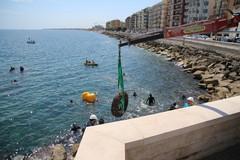 """""""Difendiamo il mare"""", clean up dei fondali al Lungomare Colonna di Molfetta"""