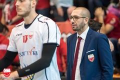 Pallavolo Molfetta, si dimette coach Valente: in panchina torna Leonardo Castellaneta