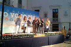 Isa de Bari chiude la campagna elettorale, con Azzollini: «Aiutatemi a rispettare l'impegno preso»