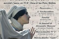 """Concerto di Marce Funebri nella chiesa """"San Pietro"""""""