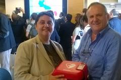 Quattro defibrillatori al Comune di Molfetta