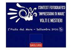 """Impressioni di Mare: concorso fotografico promosso dall'associazione """"Sailors"""""""