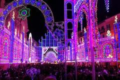 Incoronazione della Madonna dei Martiri e accensione delle luminarie: Molfetta entra nel vivo della festa