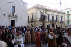 Santa Rita da Cascia, oltre duecento figuranti per il corteo storico