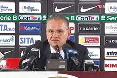"""Bari, Giancaspro sale sull'astronave: ecco il """"suo"""" San Nicola"""