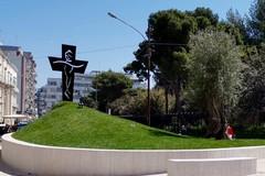 Un anno fa a Molfetta la benedizione della Croce e dell'Ulivo in ricordo di don Tonino