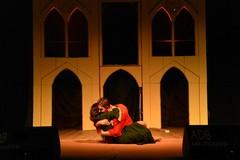 """""""C'era una volta Notre Dame"""", il musical che ha emozionato l'anfiteatro di Ponente"""