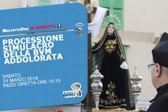 La processione della BVM Addolorata in diretta su MolfettaViva dalle ore 15:15
