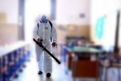 Scuole comunali, al via il programma di disinfezione a Molfetta