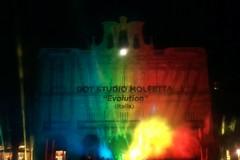 Molfetta DOT Studio in finale al Concorso Internazionale di videomapping
