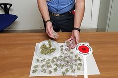Deteneva in casa oltre 30 dosi di marijuana. Arrestato
