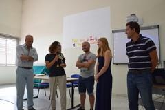 """All'I.C.""""Manzoni-Poli"""" al lavoro due volontari europei con il progetto """"Stop and Go"""""""