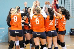 Volley, la Dinamo Molfetta in serie C