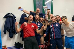 Hockey, doppio successo per l'Estrelas Molfetta: scudetto di Serie B e promozione in A2