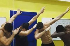 Candellaro, Hierrezuelo, João Rafael, Del Vecchio e la Dab Dance al PalaPoli: è subito mania!