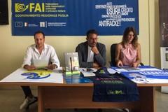 """""""Premio della Legalità"""" F.A.I., la cerimonia il 29 settembre a Molfetta"""