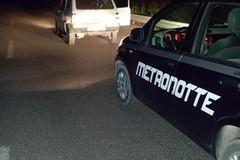 Beccati dalla Metronotte su un'auto rubata