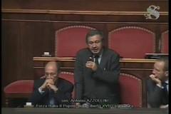Antonio Azzollini: «Solo Forza Italia: pronto a continuare a fare la mia parte»