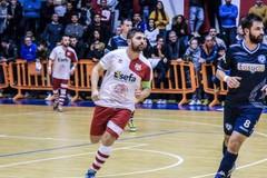 Nico Cirillo saluta le Aquile Molfetta. Ora è il capitano del Futsal Terlizzi