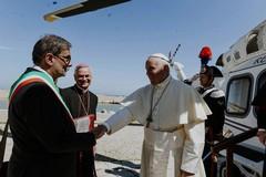 Due anni fa Papa Francesco a Molfetta: il ricordo del sindaco