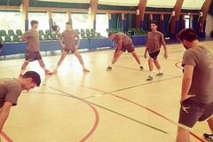 Nox Molfetta: gli uomini del calcio a 5 pronti a iniziare