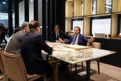 """Alla società """"Gaudio Spaziodesign"""" di Molfetta la creazione  della nuova Executive Lounge dell'Aeroporto di Bari"""