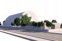 Come sarà il nuovo Palasport di Molfetta? Ecco le immagini del progetto