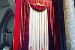 Molfetta verso la fiera, ecco il trono della Madonna dei Martiri