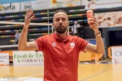 Pallavolo Molfetta nel girone B, il commento del team manager Lillo de Pinto