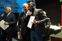 """Il Premio """"Aldo Moro"""" a Luca Petruzzella, studente di Molfetta"""