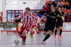 Flavia Annese vince anche a Capena e vola nell'élite del calcio a 5