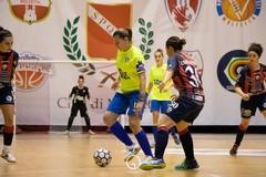 Femminile Molfetta ko 0-4: il big match al PalaPoli è del Bitonto