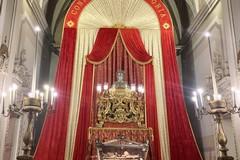Verso la festa, intronizzato in Cattedrale il busto di San Corrado