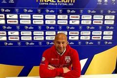 Aquile Molfetta, Gigi Metta racconta il giorno della finale di Coppa Italia