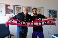 Il centrocampista Federico Pizzutelli firma con la Molfetta Calcio