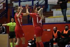 La Femminile Molfetta batte 6-2 il Woman Futsal Club