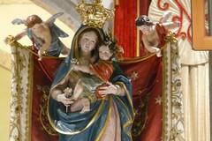 La Visita Pastorale del Vescovo nella Basilica della Madonna dei Martiri