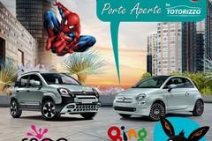 Da Totorizzo Group a Molfetta la presentazione della nuova gamma ibrida Fiat