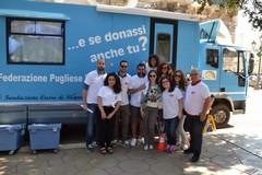 A donare soprattutto giovani tra i 18 i 30 anni: successo per la raccolta di sangue promossa a Molfetta da Fidas e Croce Rossa Italiana