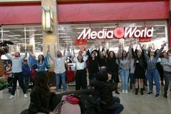 Flashmob Festa della Mamma al Gran Shopping Mongolfiera