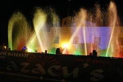 """Festival """"Tra cielo e mare"""", la serata delle fontane danzanti"""