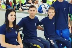 Lorenzo Magarelli azzurro per i Giochi Giovanili Europei