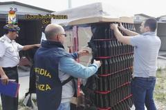 """Tornano le """"bionde"""", sequestrate 5,7 tonnellate di sigarette"""