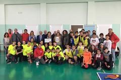 Svolta a Molfetta la fase provinciale dei Campionati Studenteschi 2019 di tennistavolo