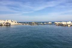 Rilievi chimici e fisici per il nuovo porto di Molfetta: due postazioni fisse sul fondale