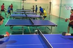 Il bilancio del weekend di gare del Tennistavolo l'azzurro Molfetta