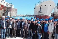 Minervini:  «Per Molfetta i cantieri navali non sono ruderi»